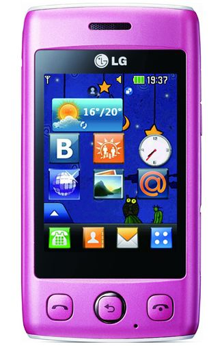 LG T300 Cookie Mini Pink