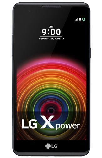 LG X Power Black