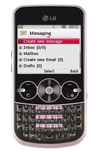 LG GW300 Pink