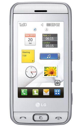 LG GT400 Viewty Smile White