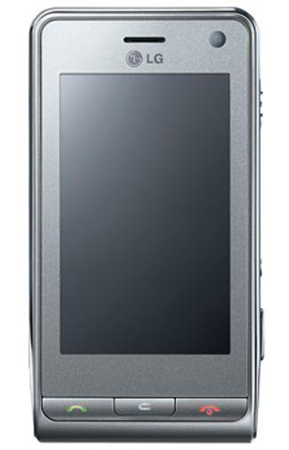 LG KU990i Silver Viewty