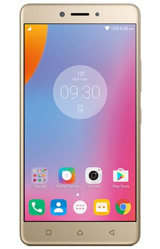 Productafbeelding Lenovo K6 Note Gold
