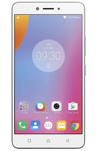 Productafbeelding Lenovo K6 Note Silver