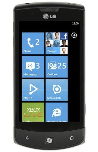 Productafbeelding van de LG E900 Optimus 7