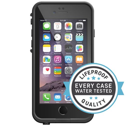 Lifeproof Fre Case Black Apple iPhone 6/6S