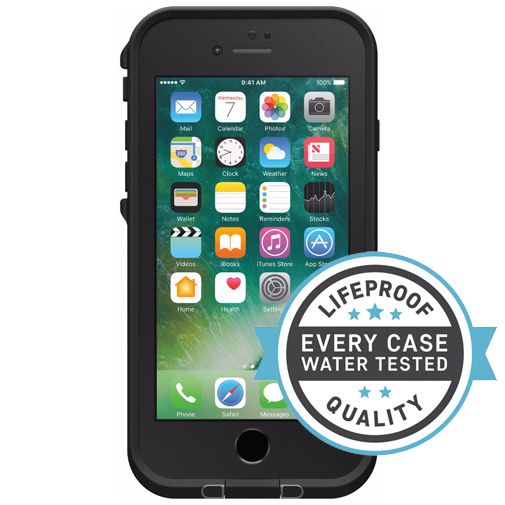 Lifeproof Fre Case Black Apple iPhone 7/8