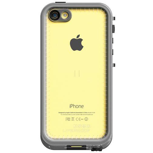 Producten vergelijken lifeproof fre case black clear apple iphone 5c