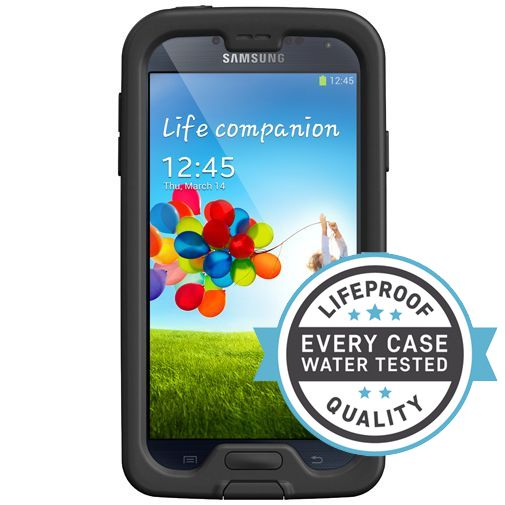 Lifeproof Fre Case Black Samsung Galaxy S4