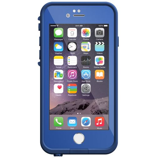 Lifeproof Fre Case Blue Apple iPhone 6/6S