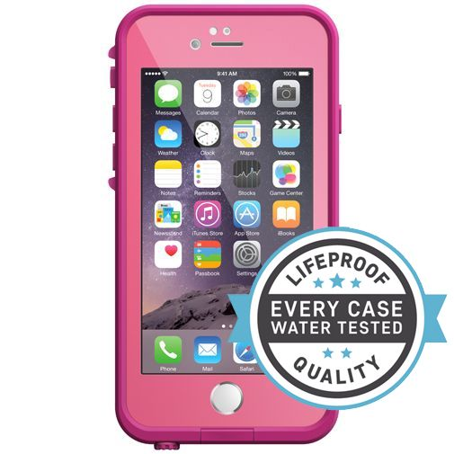 Lifeproof Fre Case Pink Apple iPhone 6/6S