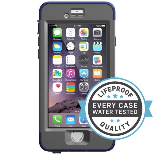 Lifeproof Nuud Case Blue Apple iPhone 6/6S