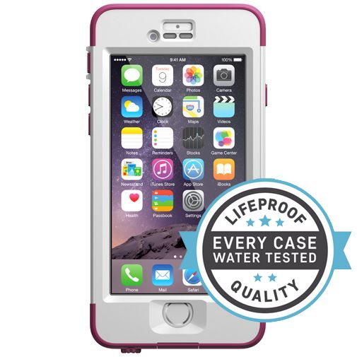 Lifeproof Nuud Case Pink Apple iPhone 6/6S