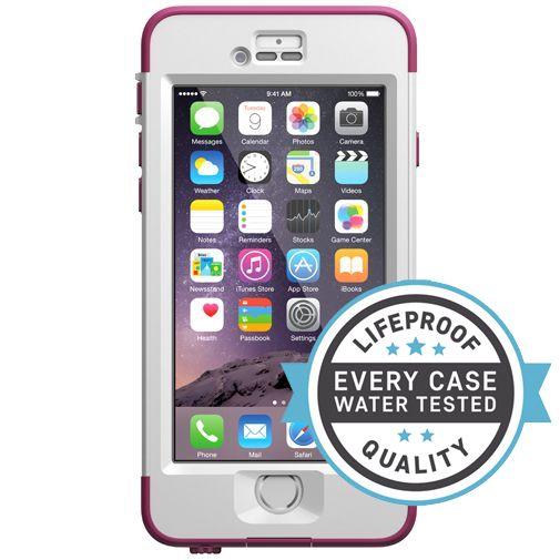 Lifeproof Nuud Case Pink Apple iPhone 6/6S