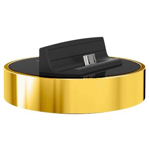 Productafbeelding van de Lumigon D2+ Docking Station 24K Gold