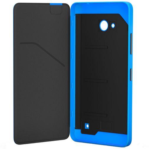 Microsoft Flip Shell Blue Lumia 640 4G