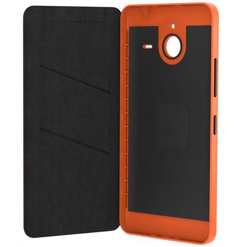 Microsoft Flip Shell Orange Lumia 640 XL 4G