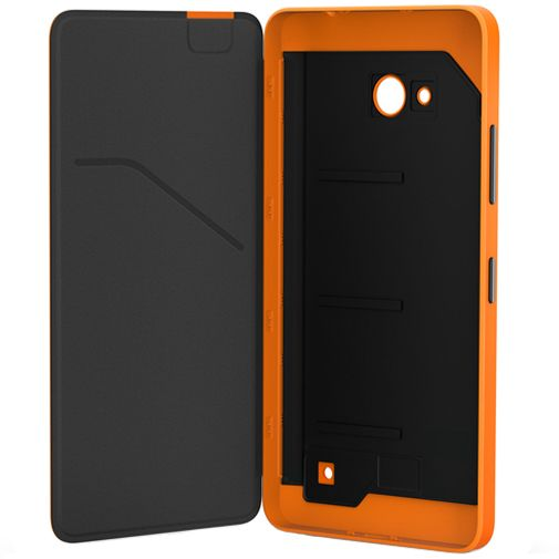 Microsoft Flip Shell Orange Lumia 640 4G