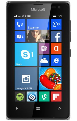 Microsoft Lumia 532 Black