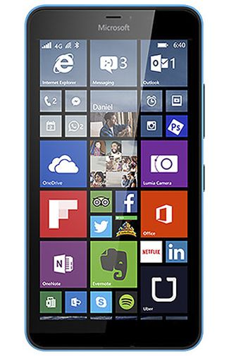 Microsoft Lumia 640 XL 4G Blue