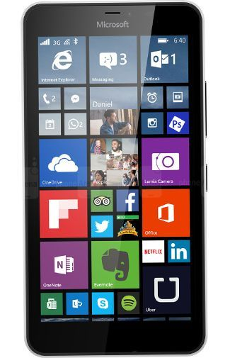 Microsoft Lumia 640 XL Dual Sim White