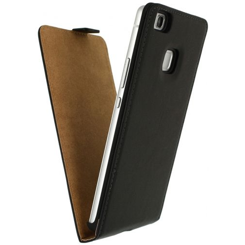 Mobilize Classic Flip Case Black Huawei P9 Lite