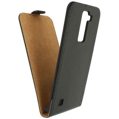 Mobilize Classic Flip Case Black LG K8