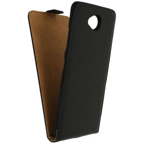 Mobilize Classic Flip Case Black Microsoft Lumia 650