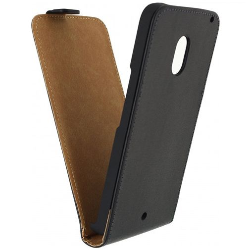 Mobilize Classic Flip Case Black Motorola Moto X Play
