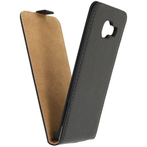 Mobilize Classic Flip Case Black Samsung Galaxy A3 (2016)