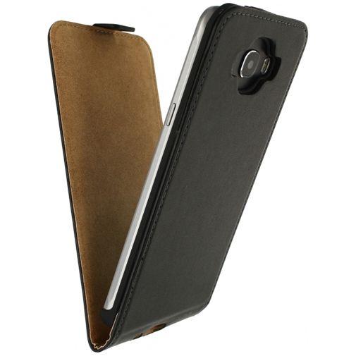 Mobilize Classic Flip Case Black Samsung Galaxy J7 (2016)