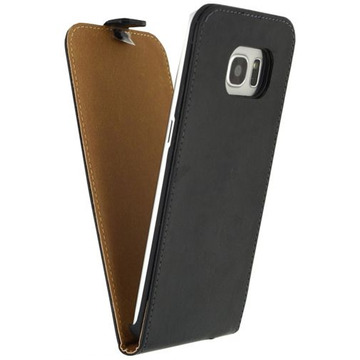 Mobilize Classic Flip Case Black Samsung Galaxy S7 Edge