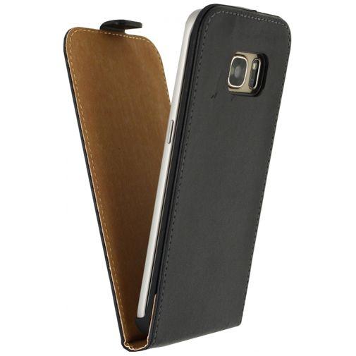 Mobilize Classic Flip Case Black Samsung Galaxy S7