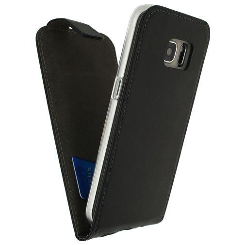 Mobilize Classic Gelly Flip Case Black Samsung Galaxy S7