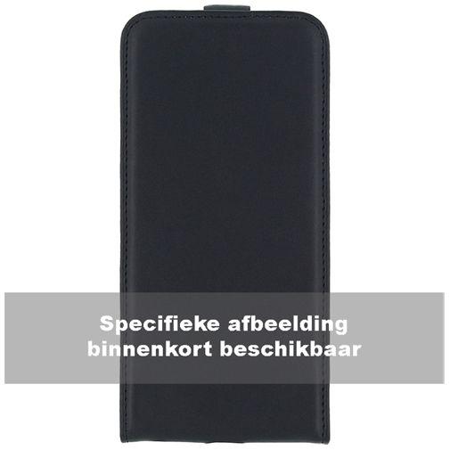Mobilize Classic Flip Case Black Sony Xperia C5 Ultra