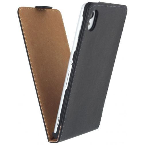 Mobilize Classic Flip Case Black Sony Xperia M4 Aqua