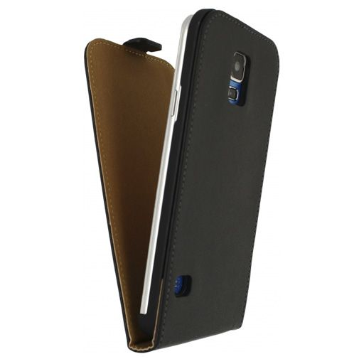Mobilize Classic Flip Case Samsung Galaxy S5/S5 Plus/S5 Neo Black