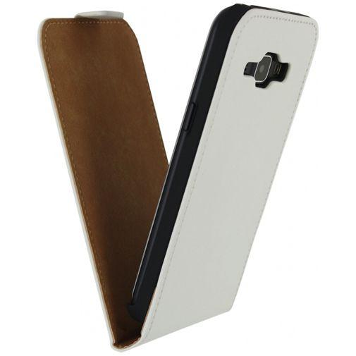 Mobilize Classic Flip Case White Samsung Galaxy J1