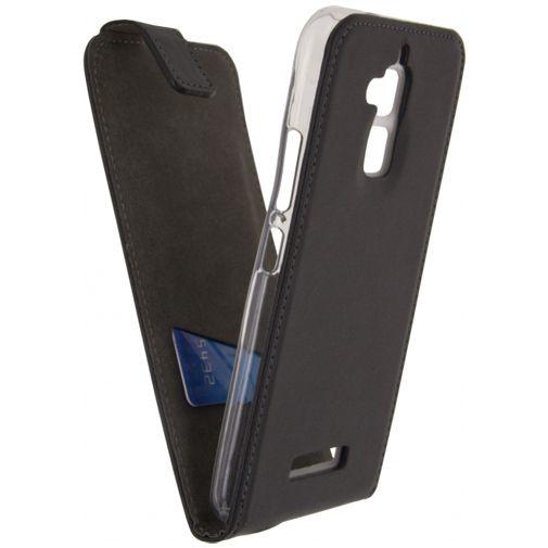 "Mobilize Classic Gelly Flip Case Black Asus Zenfone 3 Max (5.2"")"