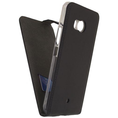 Mobilize Classic Gelly Flip Case Black HTC U11