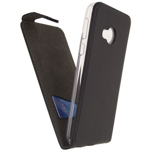 Mobilize Classic Gelly Flip Case Black HTC U Play