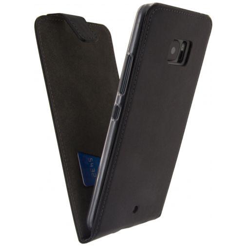 Mobilize Classic Gelly Flip Case Black HTC U Ultra