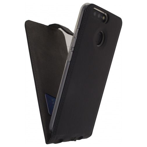 Mobilize Classic Gelly Flip Case Black Honor 8 Pro
