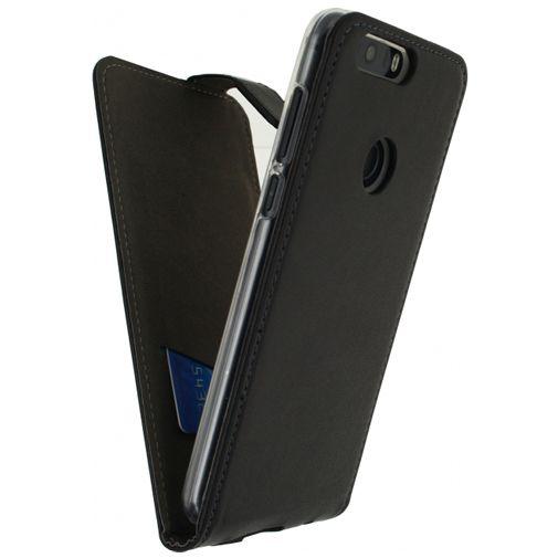 Mobilize Classic Gelly Flip Case Black Honor 8