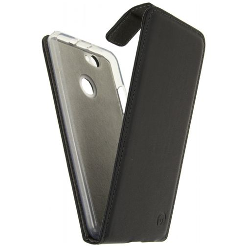 Mobilize Classic Gelly Flip Case Black Huawei Nova
