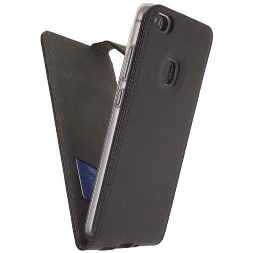 Mobilize Classic Gelly Flip Case Black Huawei P10 Lite