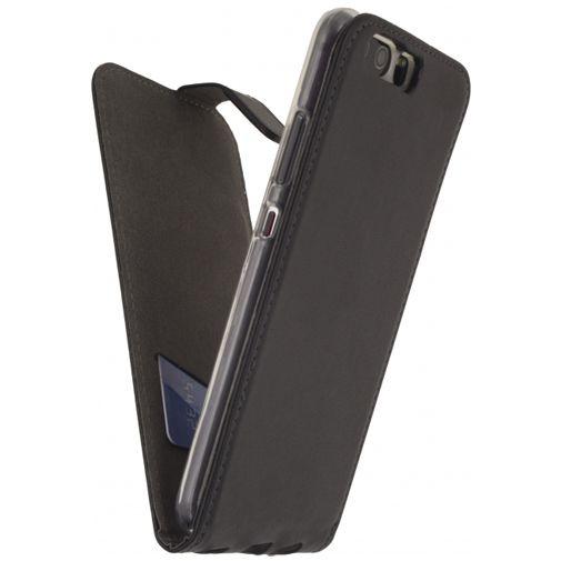 Mobilize Classic Gelly Flip Case Black Huawei P10