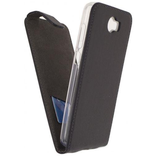 Mobilize Classic Gelly Flip Case Black Huawei Y5 II