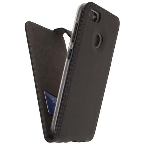 Mobilize Classic Gelly Flip Case Black Huawei Y6 Pro (2017)