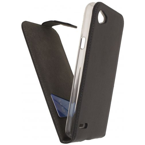 Mobilize Classic Gelly Flip Case Black LG Q6 (Alpha)