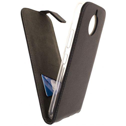 Mobilize Classic Gelly Flip Case Black Motorola Moto G5s Plus